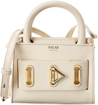 Salar Milano Bella Leather Shoulder Bag