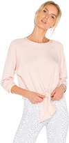 STRUT-THIS The Sky Sweatshirt in Blush. - size XS (also in )