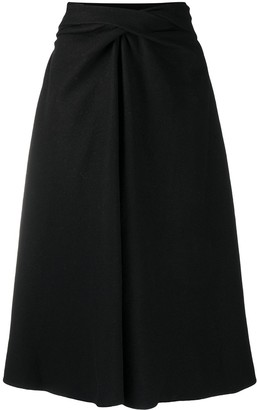 Lemaire High-Waisted Skirt