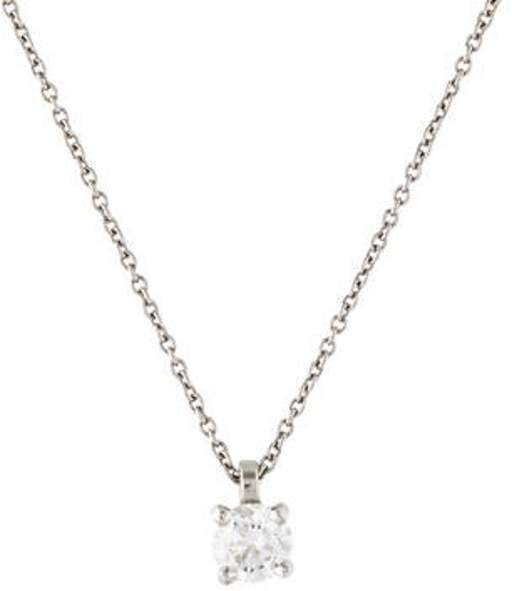 0d4cf3bc2f823 Platinum Diamond Pendant Necklace Platinum Diamond Pendant Necklace