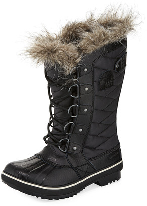 Sorel TofinoA II Fur-Trim Quilted Boots