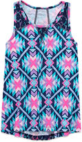 Arizona Crochet Inset Tank Top - Girls' 7-16