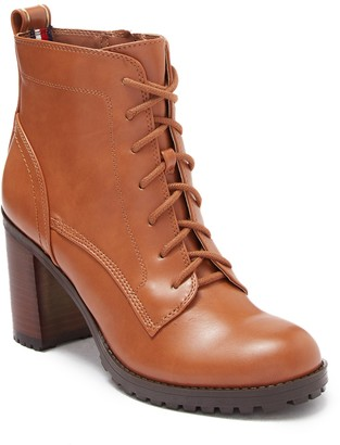 Tommy Hilfiger Elyssa Lace Up Ankle Boot
