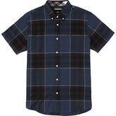 RVCA Brookfield Shirt - Short-Sleeve - Men's Neptune Blue S
