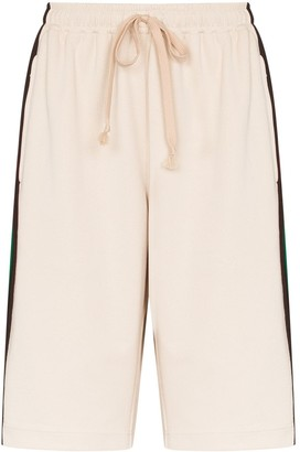 Gucci Side Stripe Track Shorts
