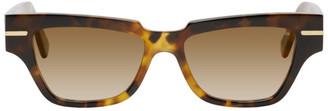 Cutler & Gross Tortoiseshell 1349-01 Sunglasses