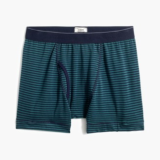 J.Crew Striped knit boxers