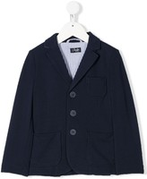 Il Gufo relaxed woven blazer