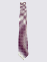 Limited Edition Dogtooth Tie