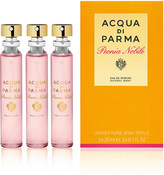 Acqua di Parma Peonia Nobile purse spray refill 3x20ml