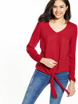 Very Knot Font Blouse