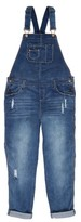 Vigoss Girl's Denim Overalls