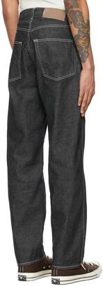 Kuro Black Anders Workers Jeans