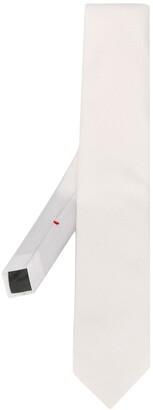 Dell'oglio Textured Silk Tie