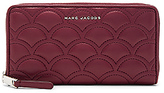 Marc Jacobs Matelasse Standared Continental Wallet