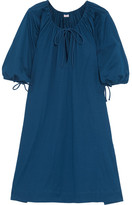 Eres Zéphyr Mimsy Cotton-jersey Dress - Blue