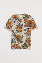 H&M Patterned T-shirt