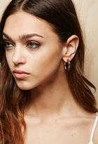 Forever 21 FOREVER 21+ Amber Sceats Hook Ear Jackets