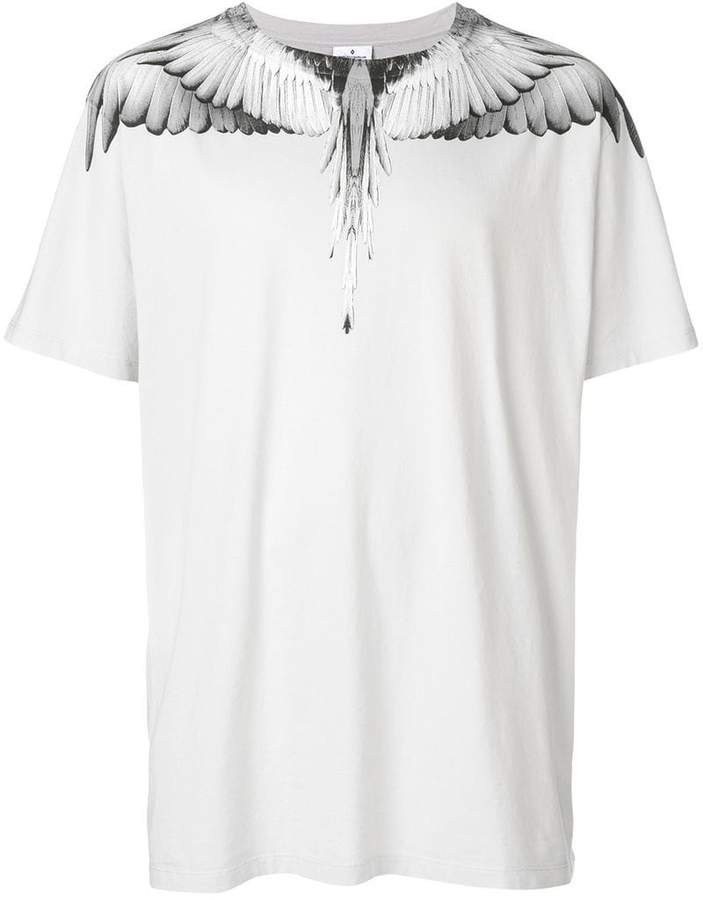Marcelo Burlon County of Milan Wings short-sleeve T-shirt