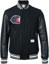 Bedwin&the Heartbreakers Bedwin & The Heartbreakers padded varsity jacket