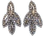 Elizabeth Cole Women's Peite Becall Crystal Drop Earrings