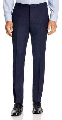 HUGO Hesten Mélange Flannel Extra Slim Fit Suit Pants