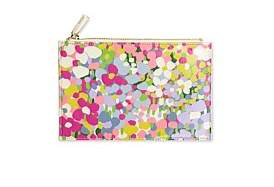 Kate Spade Pencil Pouch Floral Dot