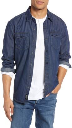 Mavi Jeans Rio Deep Brushed Denim Shirt