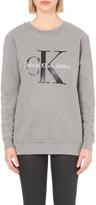 Calvin Klein Halan cotton-jersey sweatshirt