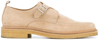 Ami Paris Creeper Monk With Crepe Sole