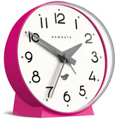 Newgate Clocks - Bubble Mantel Alarm Clock II - Hot Pink