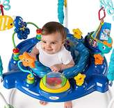 B.E. Baby Activity Center Educational Jumper Discovery Of Language English Spanish French Numbers Colours