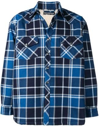 Balenciaga Normal Fit Shirt