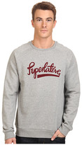Wesc Superlative Script Crew Neck Sweatshirt