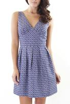 Wolfwhistle Wolf & Whistle Scalloped Flare Dress