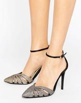 Forever Unique Ellory Point Heeled Shoe