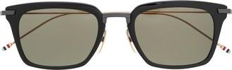 Thom Browne Square Frames Sunglasses
