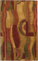 JCPenney Mohawk Home Picasso Contemporary Runner Rug