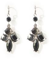 Anne Weyburn Rhinestone Earrings