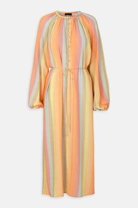 Stine Goya Elia Dress In Rainbow - L