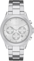 DKNY Parsons Stainless Steel Watch, Mens