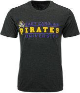 Colosseum Men's East Carolina Pirates Verbiage Stack T-Shirt