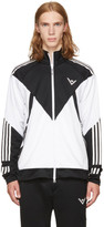 Adidas X White Mountaineering Black and White Track Jacket