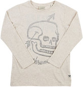 Scotch Shrunk GRAPHIC-PRINT CREWNECK T-SHIRT