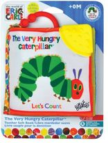 Eric Carle The World Of Vhc Lets Count Clip-On Book (Min 3)