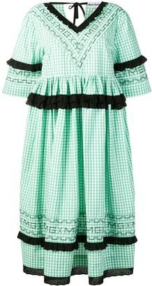 Molly Goddard Frank ruffled midi-dress