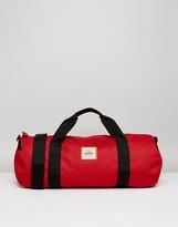 Artsac Workshop Large Barrel Bag In Red