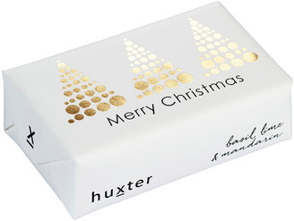 HUXTER 3 Spot Trees Merry Christmas Soap