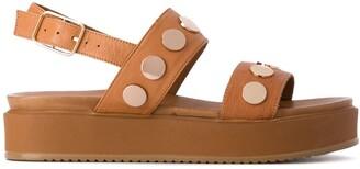 Kurt Geiger Makenna studded sandals