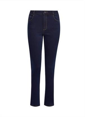 Dorothy Perkins Womens **Dp Tall Indigo Ellis Denim Slim Jeans